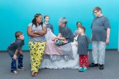 Pajama Parade Summer Shorts